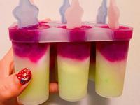 自製手工水果冰😋