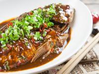 豆瓣醬燒魚@Selina Wu