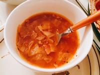 蕃茄培根蔬菜湯