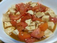 蕃茄醬燒豆腐~~~^-^(素食)
