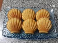 桂花蜂蜜瑪德蓮蛋糕