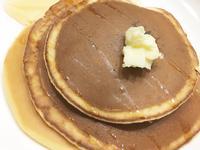 奶油蜂蜜鬆餅