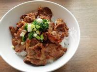 🇯🇵日式蔥燒豬肉蓋飯