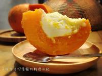 椰香卡士達南瓜盅(無奶配方)