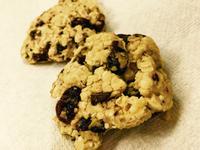 健康法式燕麥巧克力葡萄乾餅乾
