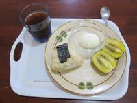 糙米飯糰早晨套餐