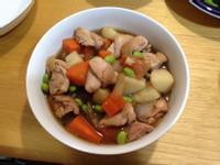 馬鈴薯燉雞腿肉