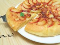 蘋果鬆餅 ~平底鍋+鬆餅粉輕鬆完成~