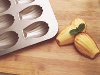 檸檬瑪德蓮貝殼蛋糕