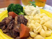 紅酒燉牛肉(鑄鐵鍋)