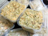 寶寶副食品👶🏻蘑菇鮭魚粥
