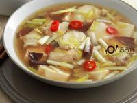 【三高族群清淡食譜】醋溜豆腐魚片