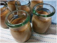 黑糖豆漿蒸布丁