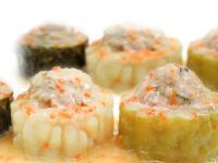 【厚生廚房】三色苦瓜封肉