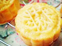 【中秋節】超美味港式奶黃月餅