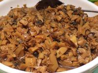 梅乾桂筍素燥
