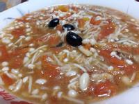 簡易木瓜鮮菇湯~~^-^(素食)