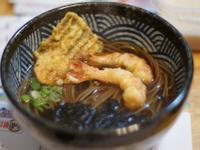 炸蝦天婦羅蕎麥麵