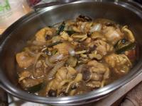 百菇壽喜雞(腿)肉鍋