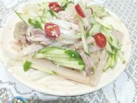 和風柚子海陸沙拉-健康廚房