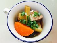 懶人電鍋料理:食蔬薑味燉嫩肉