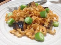 茄汁鯖魚煨麵