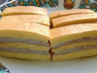 寶寶副食-芋泥蛋糕