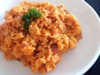 韓式起士培根燉飯