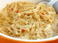 醬炒金針菇(金菇佃煮)