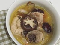 《溫補》一鍋補全家-藥膳雞湯(安迪湯)