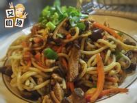 艾叻沙炒麵