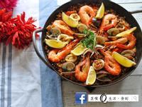 [鑄鐵鍋][一鍋到底]西班牙海鮮燉飯