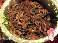 韓式拌冬粉/雜菜잡채