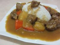 ♥我的手作料理♥ 咖哩牛肉