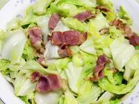 【厚生廚房】培根高麗菜