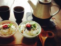 貓家的日常-日式梅子茶泡飯