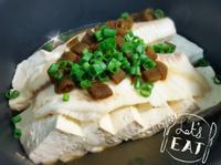 剝皮辣椒蒸鯛魚 #大同無水鍋