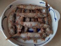 香煎柳葉魚