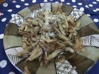 10分鐘上菜-焗烤蒜香舞菇(烤肉可用)