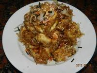 ㄚ曼達的廚房~揚出豆腐(氣炸鍋版)