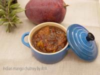 印度芒果甜酸醬Mango chutney