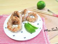 豬肉洋蔥圈~輕鬆烤肉無負擔の健康廚房