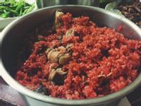 阿嬤的紅麴糯米雞