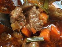 蕃茄紅燒牛肉湯