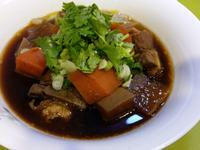 紅燒偽牛肉湯-電子鍋版