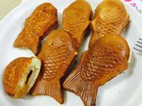 花生麻糬鯛魚燒