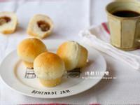 蘑菇迷你栗子麵包