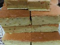 火龍果棉花蛋糕~水浴法🍰🍰🍰