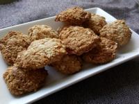 ❤低卡料理 ❤脆脆燕麥餅好吃好簡單