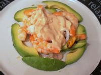 鮮蝦酪梨沙拉 Prawn & Avocado Salad
